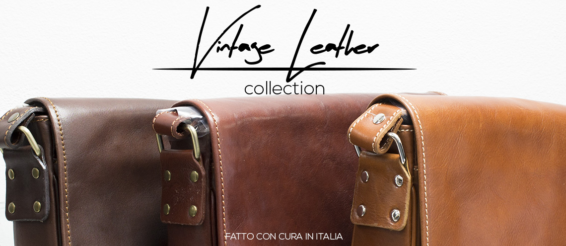 Vintage leather collection